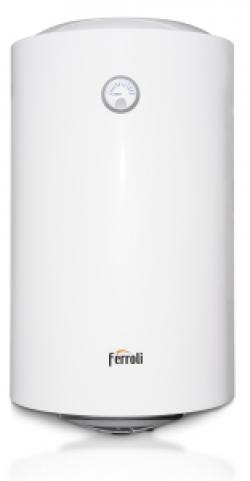 Электрический накопительный настенный водонагреватель Ferroli E-Glass V-100