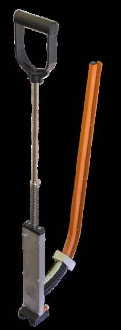 Пистолет TIM для крепления скоб для теплого пола  с цепочкой