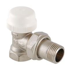 """Клапан термостатический  VALTEC для рад. угловой 1/2"""" (10/80)"""