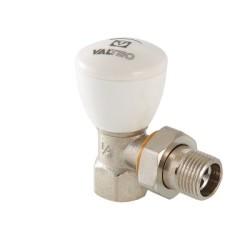 """Клапан ручной VALTEC, для радиатора, угловой 1/2"""" (7уп) (105кор)"""