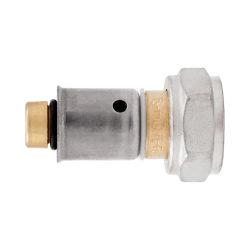 Фитинг Multi-Fit с накидной гайкой для м/пл. труб 510 (16x2)x1/2