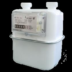 Счётчик газа СГБ Сигнал с вертикальным подключением (33х1,5)