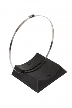 Кронштейн (РР) со стальным хомутом для крепления расширительных баков отопления 18-24 л.