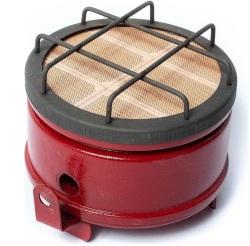 Горелка инфракрасная г.Омск (1,15 кВт) Сибирячка круглая