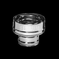 Адаптеры стартовые Ferrum из нержавеющей стали (толщина 0,8)