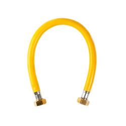 Шланг газовый ПВХ 1/2. г/г 1,2 м A-PLUS