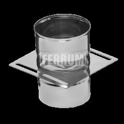 Площадка монтажная Ferrum (430/0,8 мм) Ø80