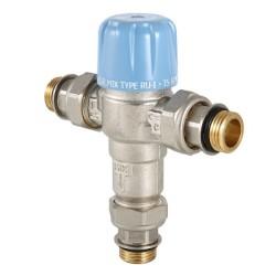 """Трехходовой термостатический смесительный клапан Thermomix 1/2"""""""