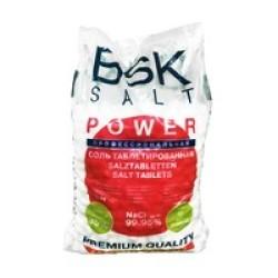 Соль таблетированная импортная 25 кг, BSK