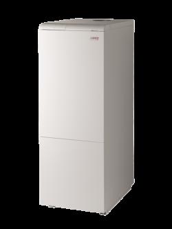 Газовый напольный котел Protherm Медведь 40 KLZ с чугунным теплообменником (Встроенный бойлер 90 л)