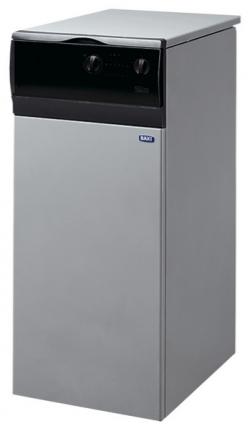 Газовый напольный котел BAXI Slim 1.490 iN (Atmo) (одноконтурный котел без насоса, расширительного бака и стабилизатора тяги)