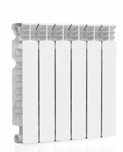 Алюминиевый радиатор Fondital Sahara S5 500 12 секций