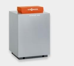 Газовый напольный котел Viessmann Vitogas 100-F 35 кВт с чугунным теплообменником