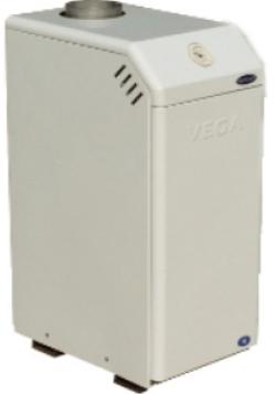 Газовый напольный котел Мимакс VEGA КСГ-10 с автоматикой Sit (одноконтурный)
