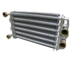 Теплообменник битермический 24 кВт. Main Baxi 616170 (5663720)