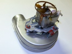Вентилятор односкоростной MVL 75 Вт для BAXI Luna 5655730