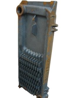 Задний элемент теплообменника BAXI Slim 3101320