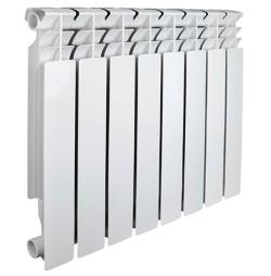 Алюминиевый радиатор VALFEX OPTIMA 500 12 секций