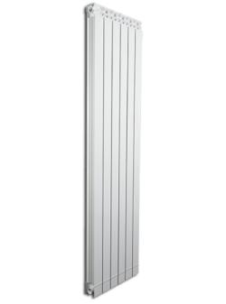 Дизайнерские алюминиевые радиаторы Fondital GARDA DUAL 80 ALETERNUM  1000 (5 сек)