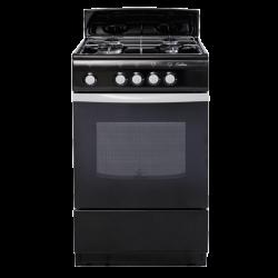 Газовая плита De Luxe 5040.36г (щ) чёрная