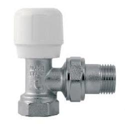 Вентиль регулировочный угловой 1/2 (ITAP 394)