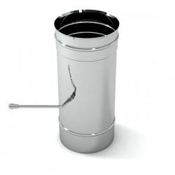 Шибер Ferrum (430/0,5 мм) Ø 140