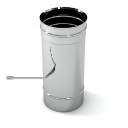 Шибер Ferrum (430/0,5 мм) Ø 150