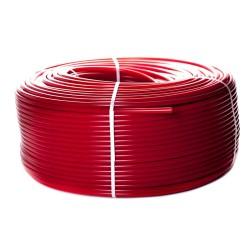 STOUT 16х2,0 (бухта 500 метров) PEX-a труба из сшитого полиэтилена с кислородным слоем (красная, 1м)