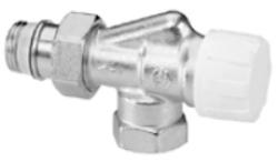RW1238184/1238181 Термостатический клапан, Dn15 осевой