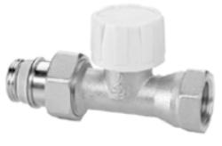 RW1238051 Термостатический клапан, Dn20 проходной
