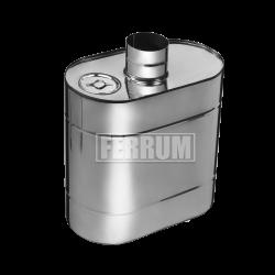 Бак эллиптический Ferrum с трубой 70 л.