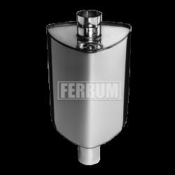 Бак треугольный Ferrum на трубе 67 л.