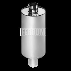 Бак круглый Ferrum на трубе 72 л.