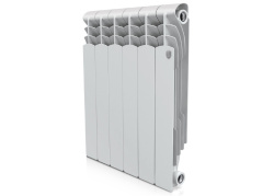 Алюминиевый радиатор Royal Thermo OPTIMAL 350 6 секц.