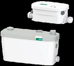Компактная напорная установка для отвода сточных вод для напольного монтажа Wilo-HiDrainlift 3