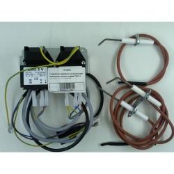 Устройство двойного розжига для напольных котлов серии SLIM с электродами (для котлов с порядковым номером до B640)