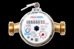 Счетчик воды универсальный ЭКО НОМ-15-110