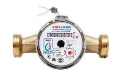 Счетчик воды универсальный ЭКО НОМ-20-130+КМЧ-20-ОК